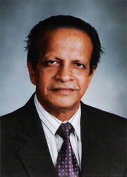 A picture of Dr. Peechatt